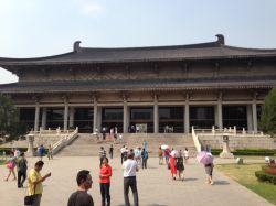 Tempelanlage-China